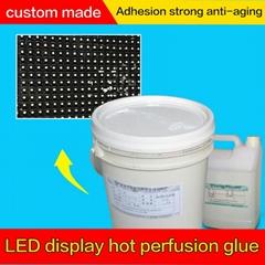 硅胶厂家LED灌封用硅胶 液槽果冻胶 电容屏导热灌封胶 液体硅胶