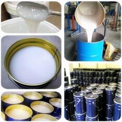 低硬度低流動性高透明加成型液體硅膠 工藝品模具硅膠