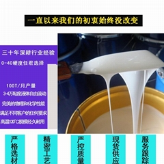 复合水泥制品模具制造专用模具硅胶 液体硅胶原料批发
