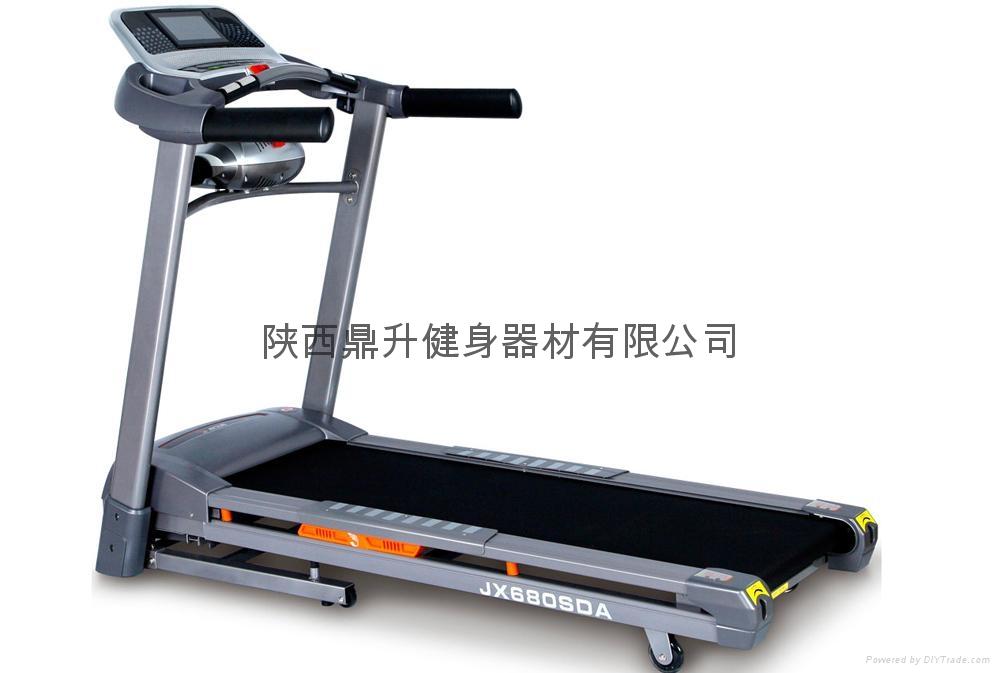 军霞JX-680SDA豪华多功能商用跑步机 1