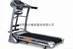 军霞JX-662SD豪华多功能家用跑步机