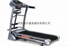 軍霞JX-662SD豪華多功能家用跑步機