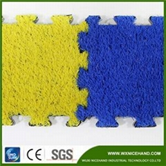 Colorful Artificial Grass Carpet