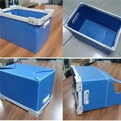 Stackable Corrugated Carton