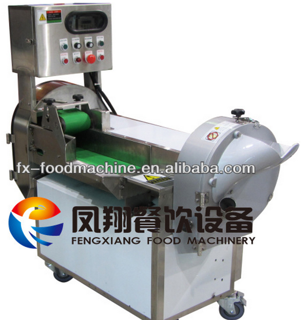 FC-301 double side red cabbage cutter electric manufacturer 2