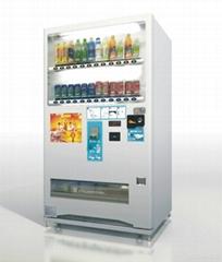米勒自动售货机1+1运营模式