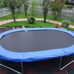 12�10FT Oval Trampoline