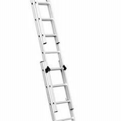 Aluminum Extension Ladder 3x12 Steps