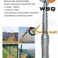 Ground Spike Anchor
