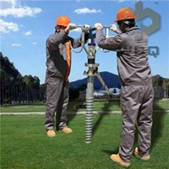 Screw Electric Pile Driver