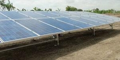 Solar Rack And Mounting System