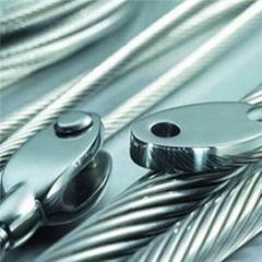 Stainless Steel Railway Ropes