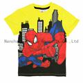 Sublimation&Four Color Printing T-shirt