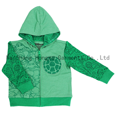 Fleece Zipper Coat