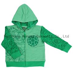 Fleece Zipper Coat