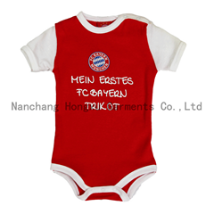 Short sleeve baby rampers   antimicrobial resistance to ultraviolet