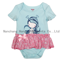 100% cotton  baby romper  cute
