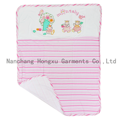 100% baby blanket