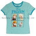 children's printing t-shirt