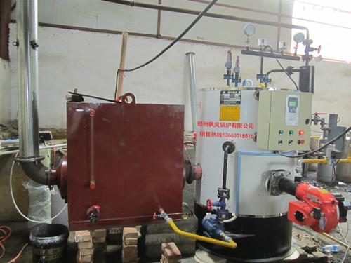 面报检小型燃气蒸汽锅炉 3