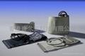 Electron Sphygmomanometer Cuff and Wristlet