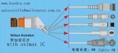 光电有创压连接电缆