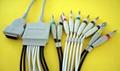 MAR1200心電圖機導聯線 1