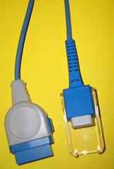Marquette spo2 adapter cable