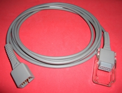 Nellcor EC8 Spo2 adapter cable