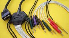 Shanghai Kohden EKG cable