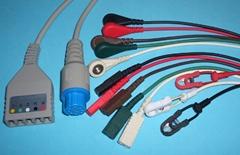 德恩五導電纜 / LL扣式五導聯線