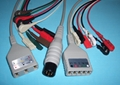 LL 6PIN ECG CABLE / LL LEADWIRES
