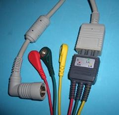科林BP-306五導電纜與導聯線