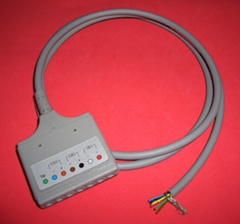 Holter 7LD ECG Cable without connector