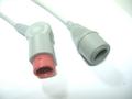 Mindray12pin-ABBOUT/ UTAH/BD/BAXTER IBP cable