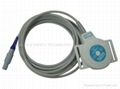 Fetal heart rate sensor