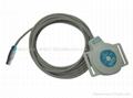 Fetus monitors sensor (3 kinds of function together)