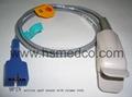 Nellcor spo2 sensor with Oximax tech.