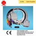 心電圖機電纜及導聯線、電極