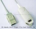 GE-ohmeda Adult finger Clip Spo2 Sensor