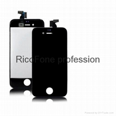 Good Quality For iPhone 4s LCD Display Assembly Front Screen