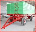 三向自卸雙箱板優質8噸糧食運輸