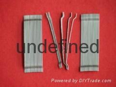 鋼纖維 成排型 不結團 抗裂 混凝土專用