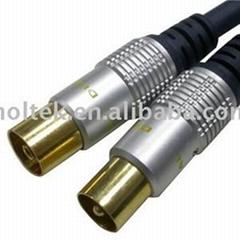 9.5mm Plug To Plug Cable