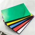 China Opaque A4 PVC Book Cover