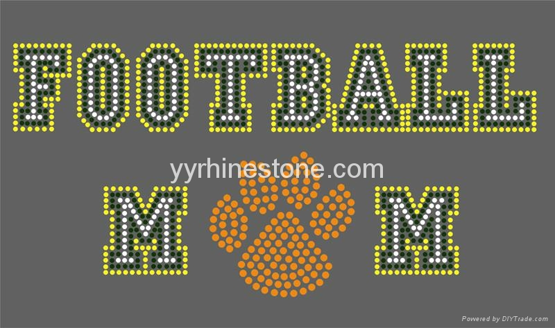 Different Styles of Design Rhinestone Transfer 3