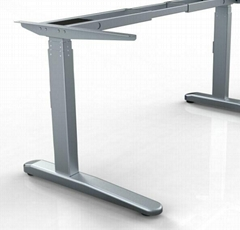 electric height adjustable standing desk/table made in china