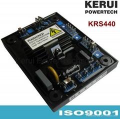 供应高品质KRS440发电机自动电压调节器