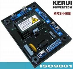现货供应AVR-KRS440B发电机自动电压调节器