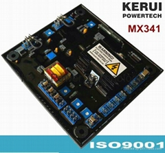 Three Phase AVR MX341 Automatic Voltage Regulator